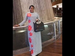 Video: Odunlade Adekola Celebrate His Cute Wife On Her Birthday As She Sprays Money On Her